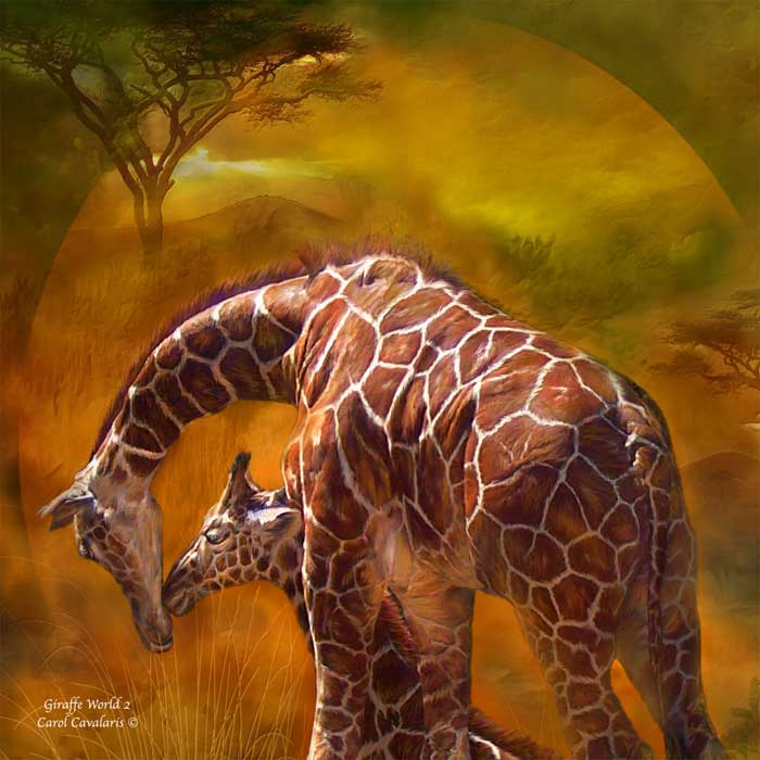 Giraffe World Two