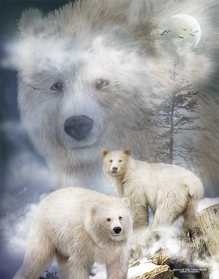 Spirit Of The White Bears