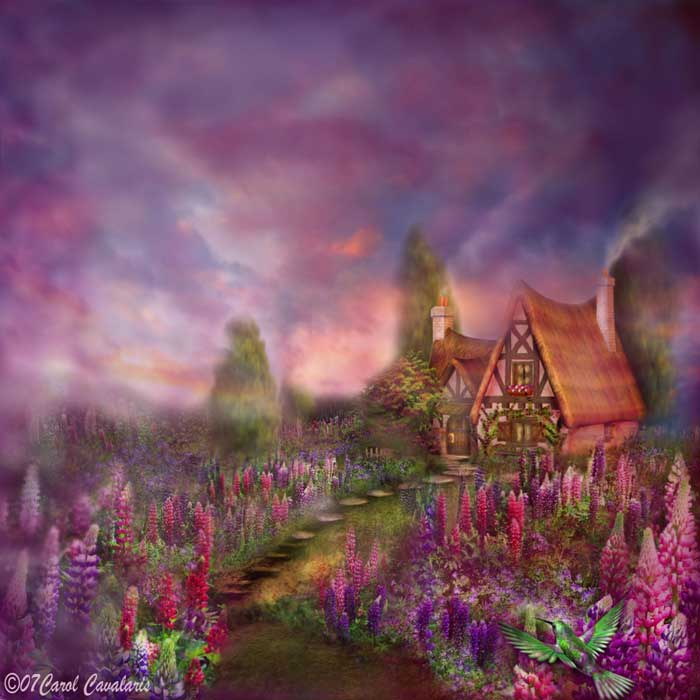 Lupine Cottage