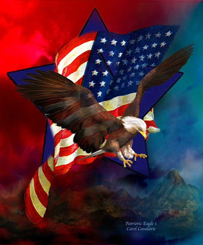 Patriotic Eagle One