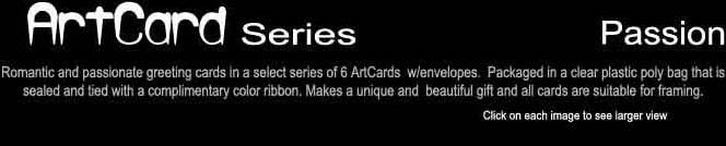 Passion Art Cards